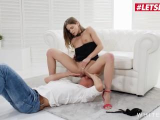 Előjáték és orgazmus a barátnőmnek
