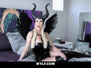 Fucking A Big Titty Maleficent Mommy