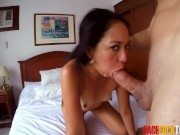 Spanish Girl Street Pickup a Face Fucked
