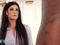 KinkySpa - Gorgeous Milf India Summer Enjoys A Sensual Massage By A Hung Dude