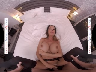 Naughty America – McKenzie Lee fucks you while her huge tits are all up in your face