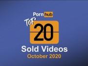 Top Sold Scenes October 2020 - Sexy PH Model Program