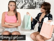 Gia Derza Finally Learns to Get Along with Her Lesbian Stepmom
