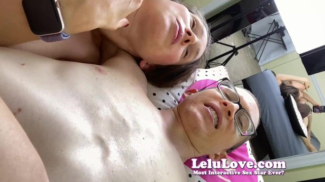 TWO closeup creampies from homemade pornstar's daily video blog of sexy & naughty adventures and all in between - Lelu Love