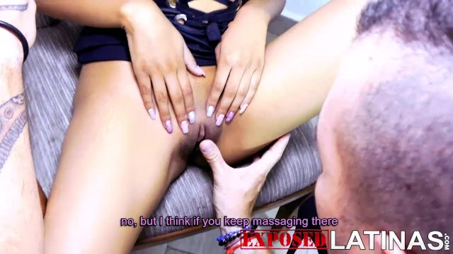 Betty tiny latina girl fucks the doctor Porn In Spanish