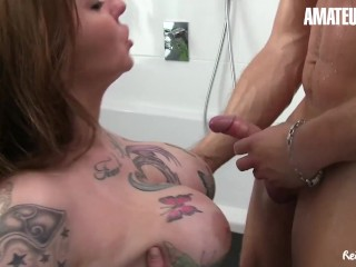 ReifeSwinger – Horny Polish Bitch Gets Her Fat Pussy Stuffed By Horny Stud – AMATEUREURO