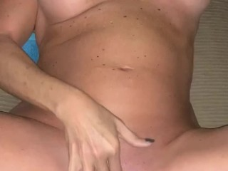 My Neighbors Son catches me Mastubating and then fucks me while my Husband is at Work