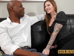 Penny Archer Demands Only the Biggest Black Cocks
