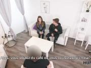 HUNT4K. Jolie lassie montre ses incroyables compétences sexuelles à un homme riche