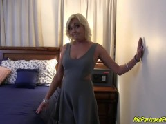 A Slutty Cougar Always Gets the Young Cock She Wants