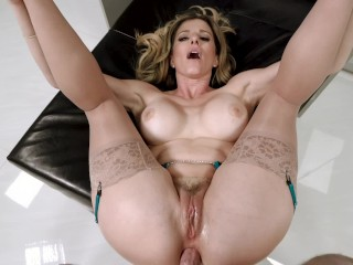 Busty Step Mom with Anal Confessions – Cory Chase