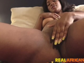 Thick Sister Caught and fucked by BBC