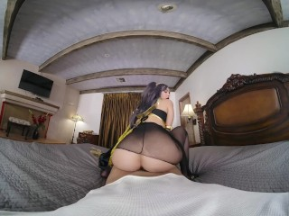 Busty Teen Violet Starr As Dark Mage Tharja Thinks About You All The Time FIRE EMBLEM Cosplay
