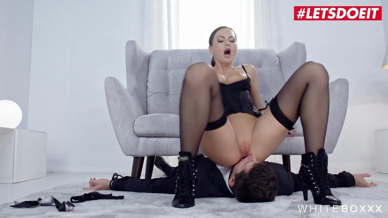 WhiteBoxxx - KINKY FEMDOM COMPILATION! Facesitting Pussy Eating Female Domi ...