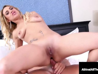 Anal Fucked For 1st Time Maria Takes It Up The Ass & Just Loves it!