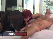 Julie Valmont anal fun with lover