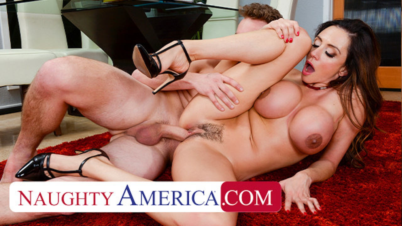 Naughty America - Ariella Ferrera finds out that her student loves Spanish  ...