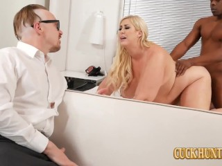 Erik Wants to Make His Sexy Bbw Wife Feel Total Pussy Pleasure
