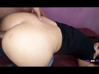 Anal Surprise anal fuck amateur brazilian girl likes anal