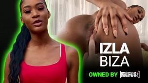 Mofos – Amateur black teen Osla Biza fucks to save the planet