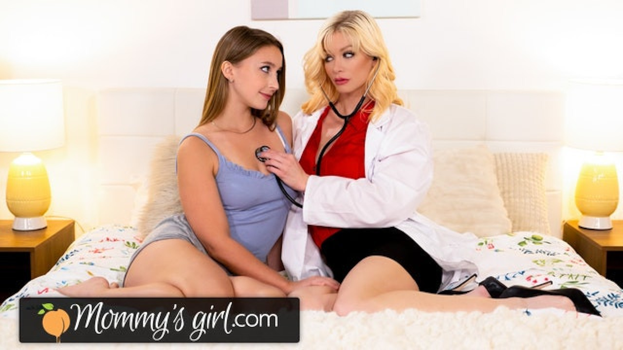 Doctor Stepmom To The Rescue!