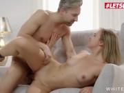 WhiteBoxxx - Oxana Chic Horny Ukrainian Teen Passionate Pussy Fuck With Kinky Lover - LETSDOEIT