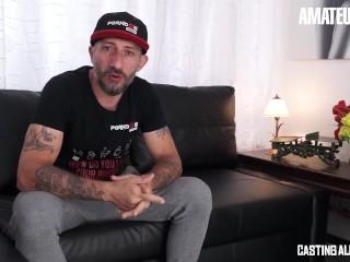 CastingAllaItaliana – Isabella Clark Busty Russian Whore Hardcore DP Threeway On Camera – AMATEUREURO