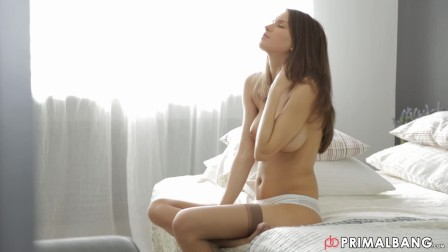Natural Lingerie Fantasy (Preview) Perfect Natural Tits in 4K UHD