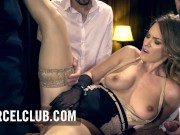 Pornochic - Hot Foursome For the beautiful Claire Castel, French star
