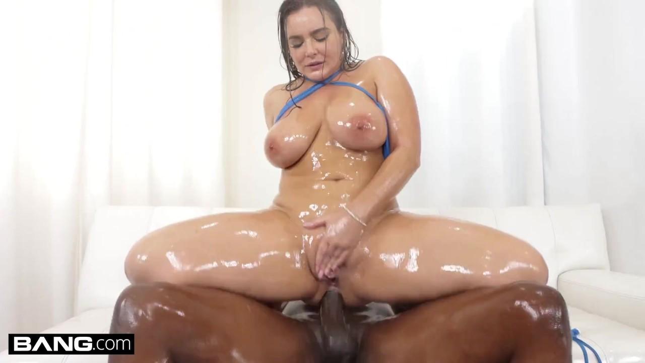 BANG Surprise - Thick Babe Natasha Nice Wants A Big Black Cock Anal