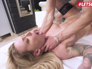 HerLimit – Isabelle Deltore Gorgeous Australian Babe Gets Her Holes Filled With Thick Cock – LETSDOEIT