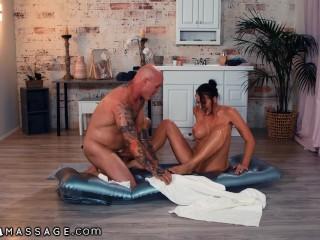Wonderful Naughty Massage