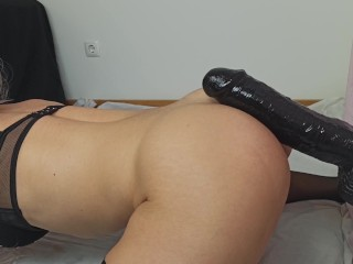 My Wife got her pussy pounded hard by a BBC – 4K