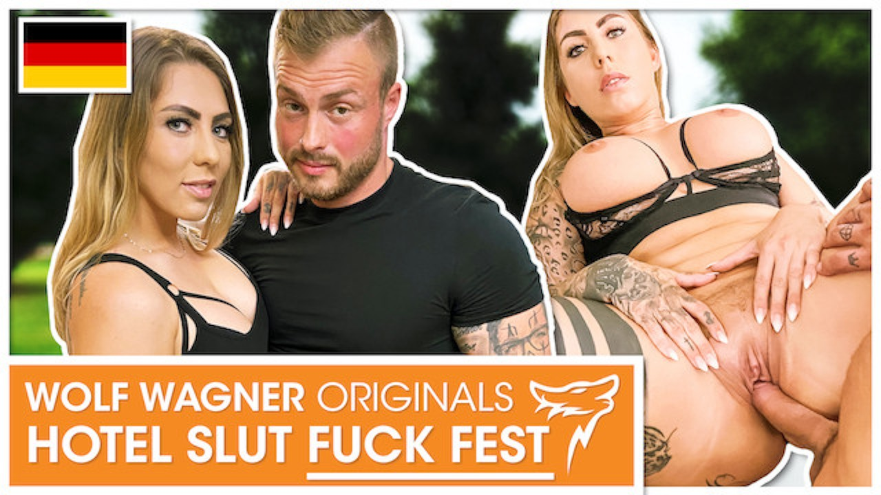 German Pornstar Mia Blow enjoys a one night stand fuck with hot stud! Wolf Wagner Originals