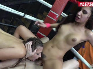 ScamAngels – Gia Derza & Gianna Dior Sexy American Teens Hardcore Pussy Fuck With Their Teacher – LETSDOEIT