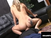 Ass Worshipping! Sexy Dayna Vendetta Face Sits For Some Tongue Fucking!