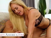 Naughty America - Brandi Love and her husband have a special Thanksgiving dinner planned tonight