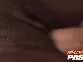 Huge Booty Ebony Step-sis Bounces On Big Cock