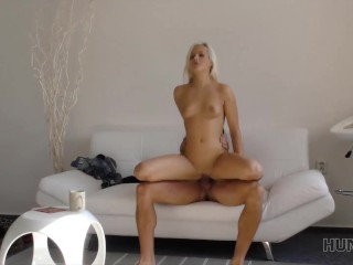 HUNT4K. Sexy lady needs money so why she decides to become a slut