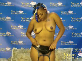 Gypsy – First Time On Camera- Casting In Las Vegas – Anal and More!