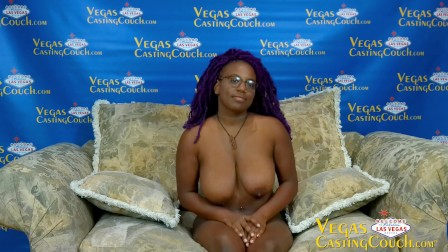Naomi - Casting - Taking It In Th Ass -Deep Anal - POV Deep Throat - Solo Masturbation Bondage Orgasm! To Be A Porn Star!