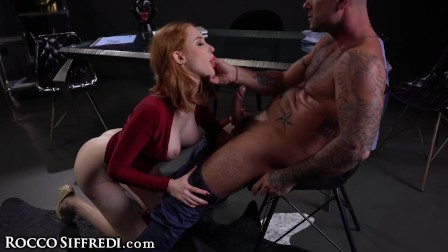 She Loves A Cumshot During Threesomes
