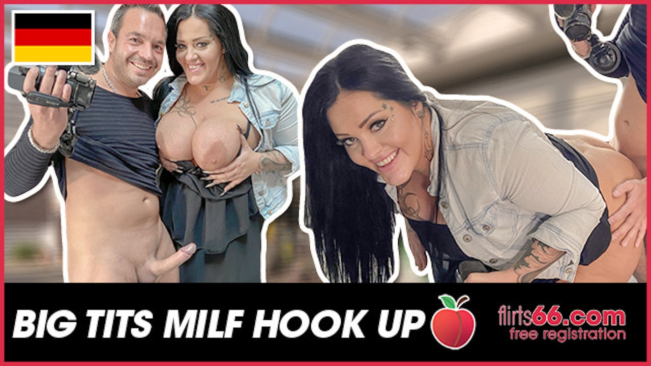 Big ass AshleyCumstar slaps her big boobs to his dick! Flirt66
