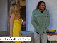 Naughty America - Kayla Kayden finally gets to fuck Tyler