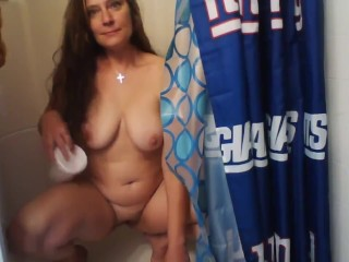 Stepson Dave Instructs Mom to Strip, Pee and Then Pour it On Her