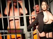 Dinner in prison with Valentina Nappi