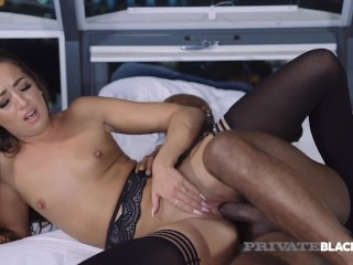 Private Black – Rough Brunette Girl Lara Lee Gets Her Sweet Pussy Licked!