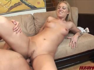 Horny MILF Holly Seduces her Son's Friend