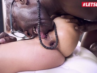 HerLimit – Kate Rich Horny Russian Teen Hardcore Ass Fuck With Monster BBC On Camera – LETSDOEIT