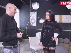HerLimit - Martina Smeraldi Big Ass Italian Teen Rough Sex On Camera With A Huge Dick - LETSDOEIT